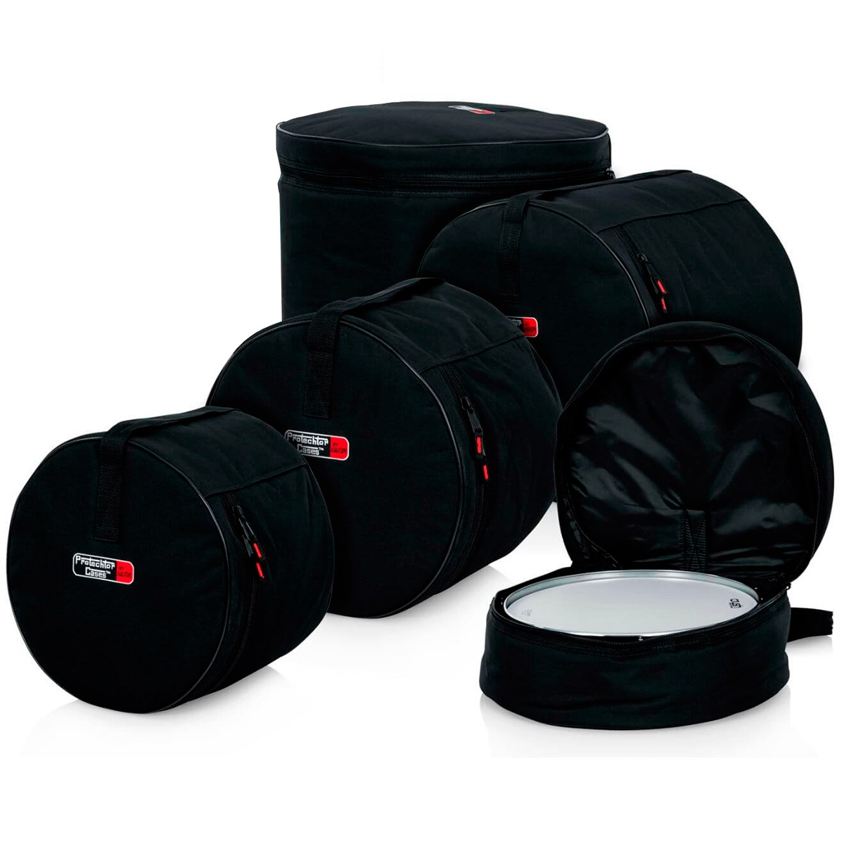 Bag para Bateria 5 PC Fusion - GP-FUSION-100 - GATOR