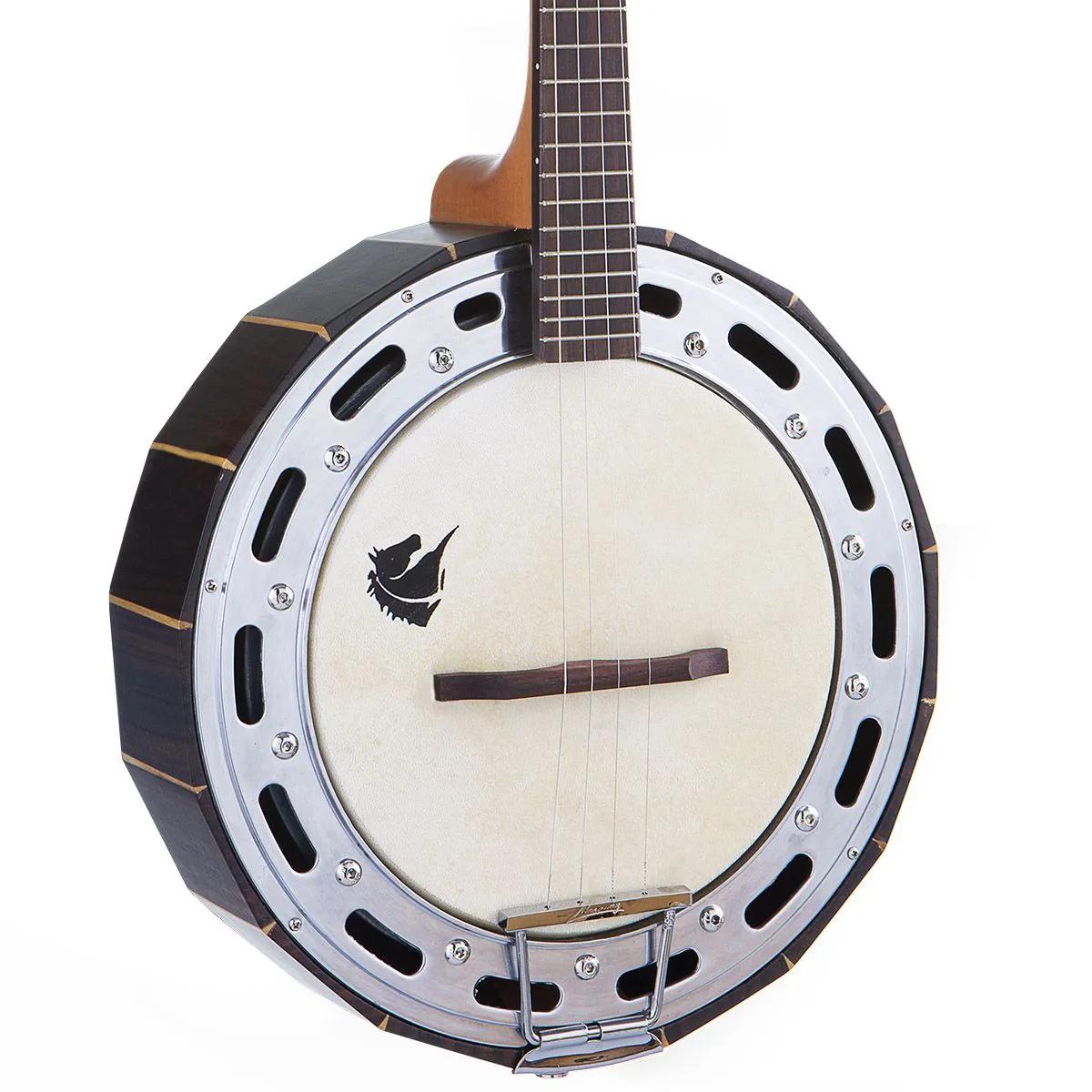 Banjo Jacarandá Eletro-Acústico Marquês BAJ-99 Passivo NT