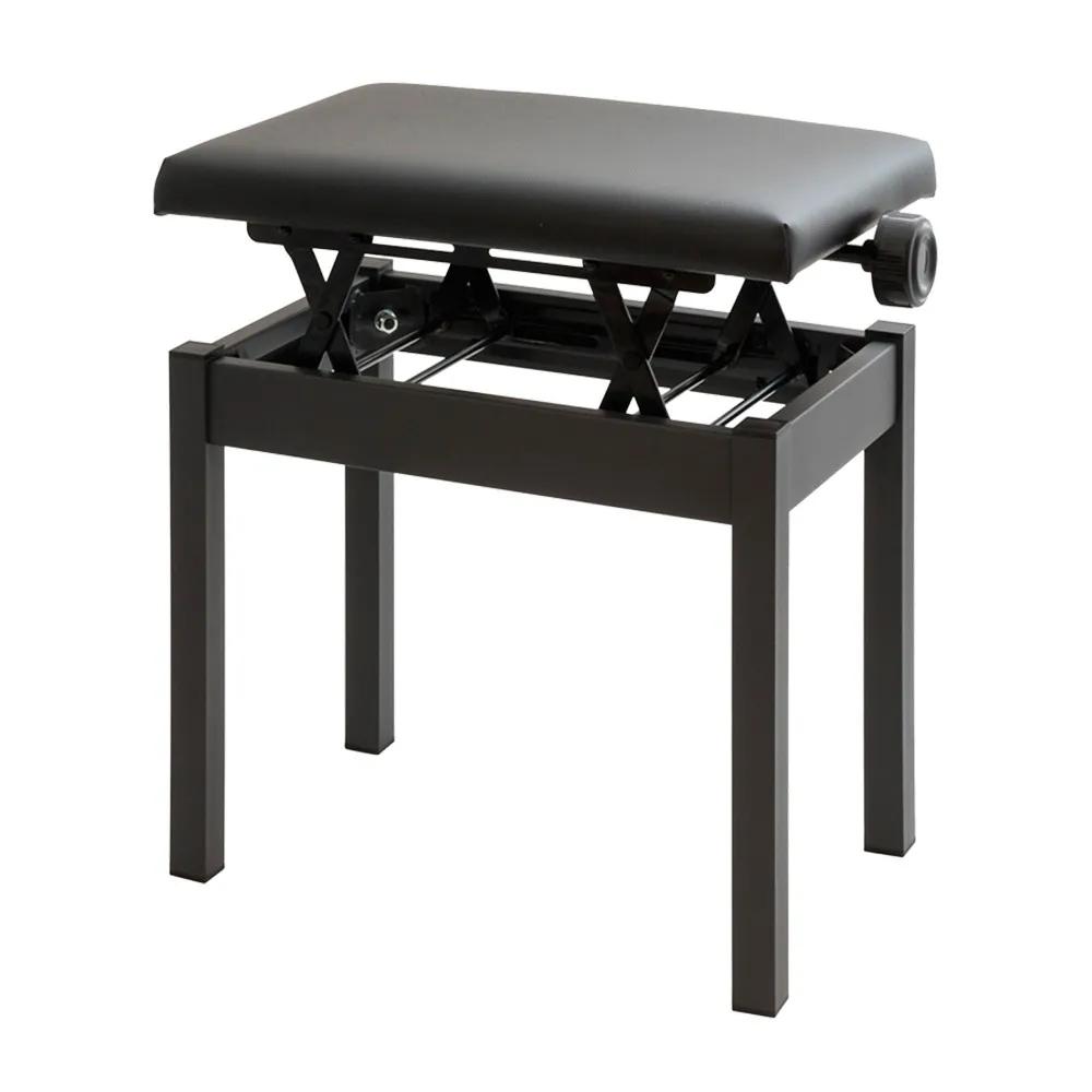 Banqueta Korg PC-300 Preta com Altura Regulável para Piano
