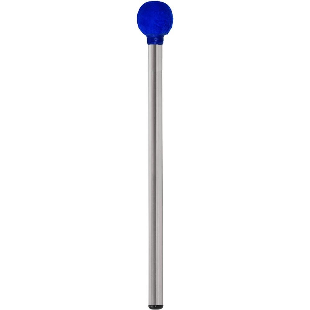 Baqueta Maçaneta Spanking Alumínio Tamanho 1 Azul para Surdo
