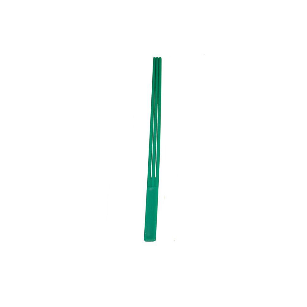 Baqueta Tripla Polipropileno Izzo Verde para Tamborim