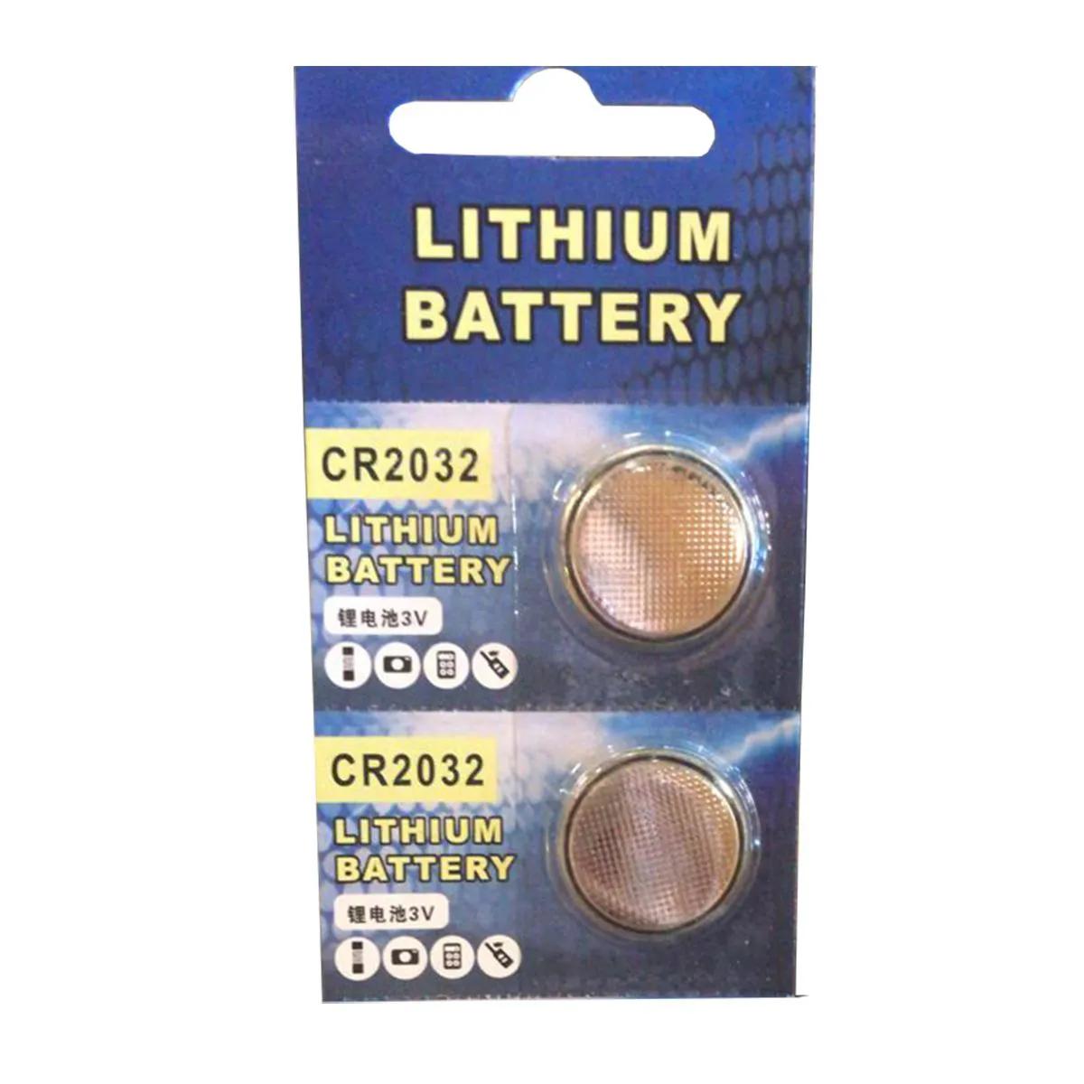 Bateria Lithium CR2032 3V para Afinador