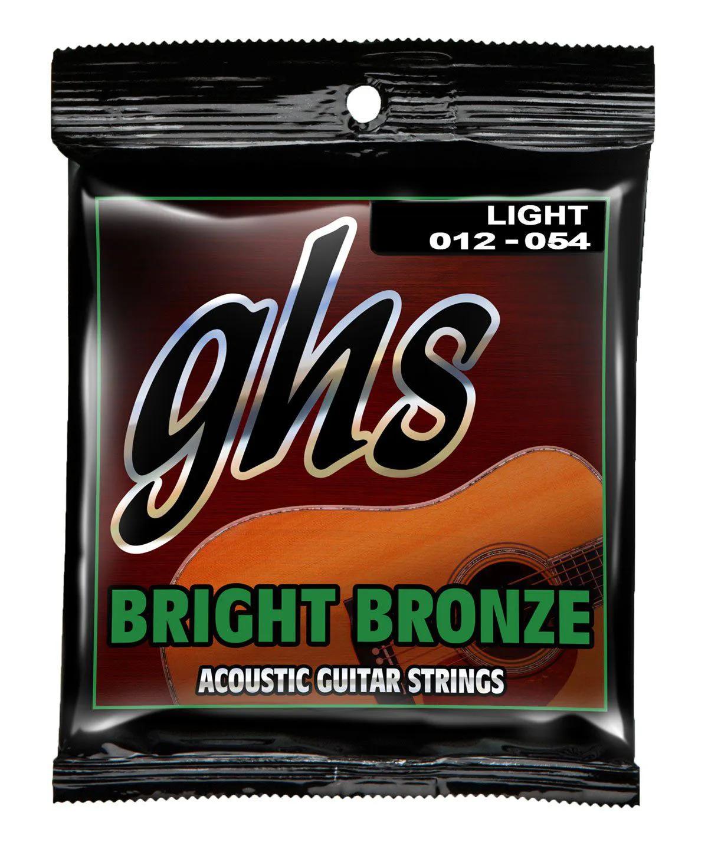 BB30L - ENC VIOLAO ACO BRIGHT BRONZE 012/054 - GHS