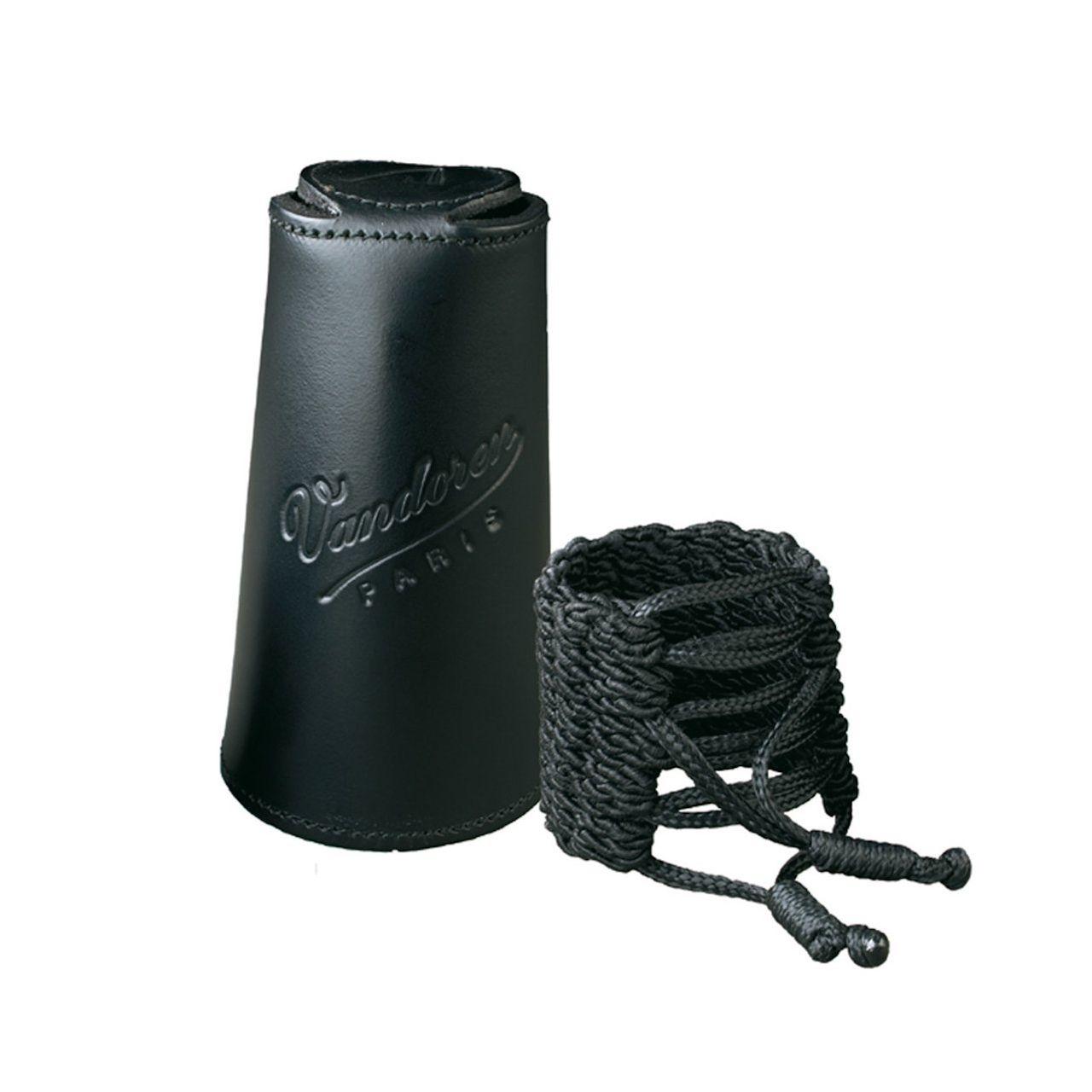 Bracadeira Klassik P/clarinete Soprano Sib C/ Cobre Boquilha  Couro Lc35l Vandoren