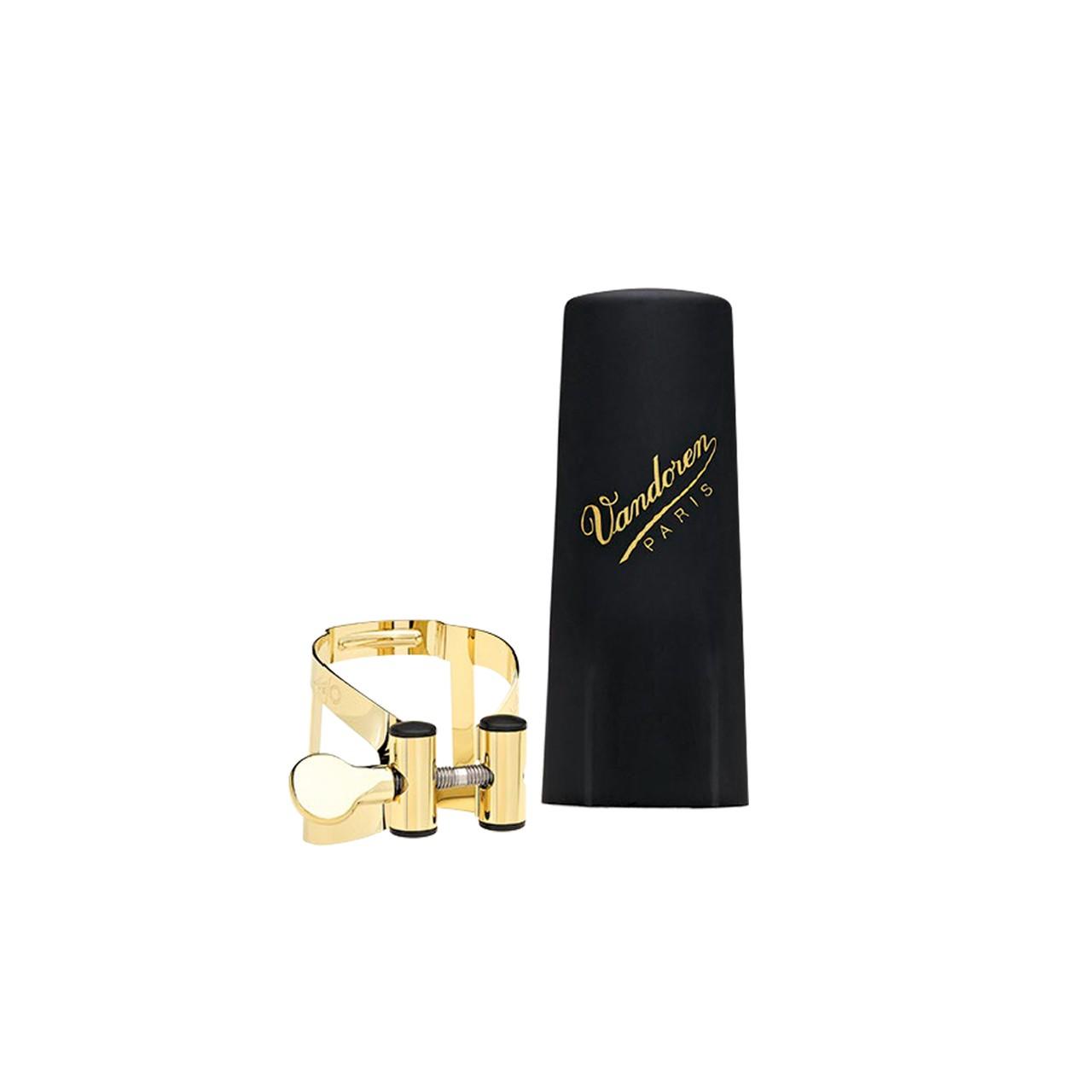 Bracadeira M/o P/sax Tenor Dourada C/cobre Boquilha Deplastico Lc58gp Vandoren