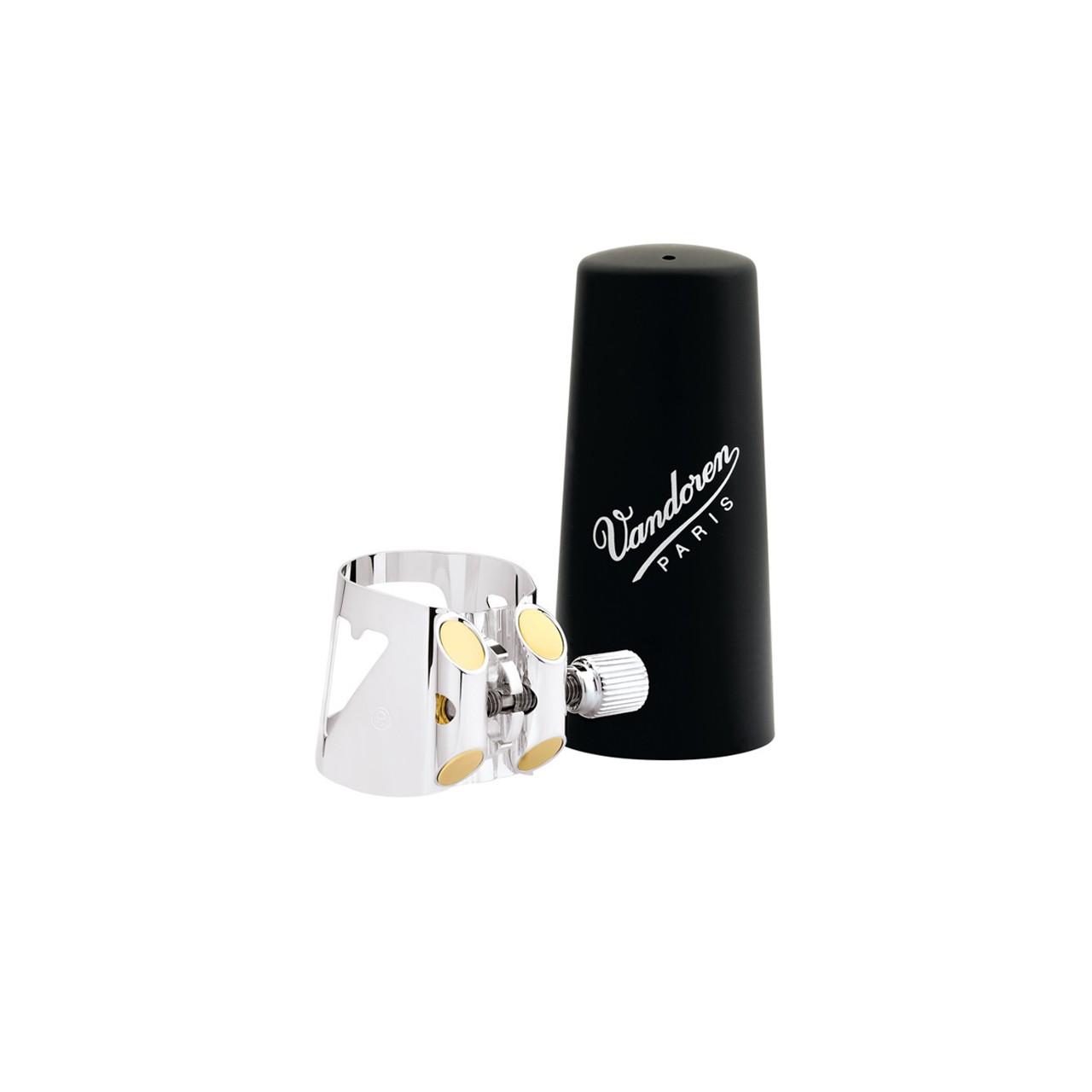 Bracadeira Optimum P/clarinete Sib C/cobre Boquilha Plastico Lc01p Vandoren