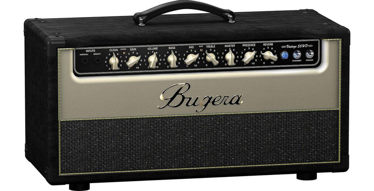 Cabeçote Bugera V55HD 55w para Guitarra