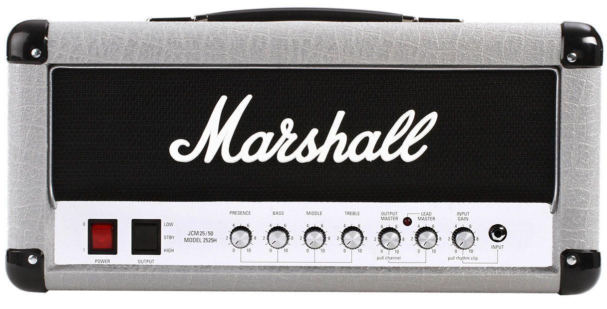 Cabeçote Marshall 2525H 20W para Guitarra