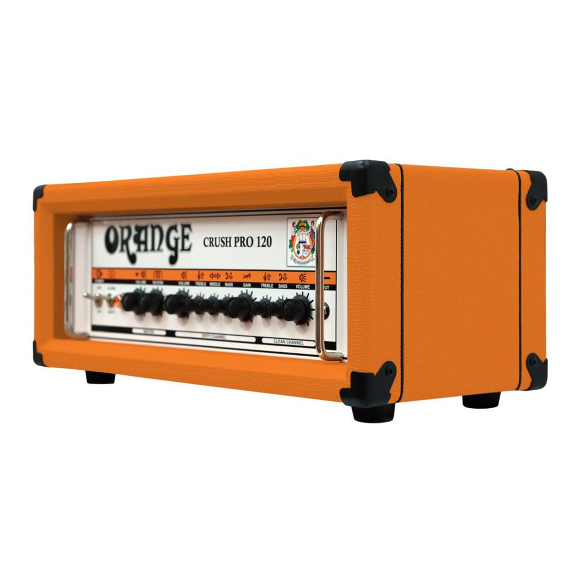 Cabeçote Orange Crush Pro CR120H 120W para Guitarra