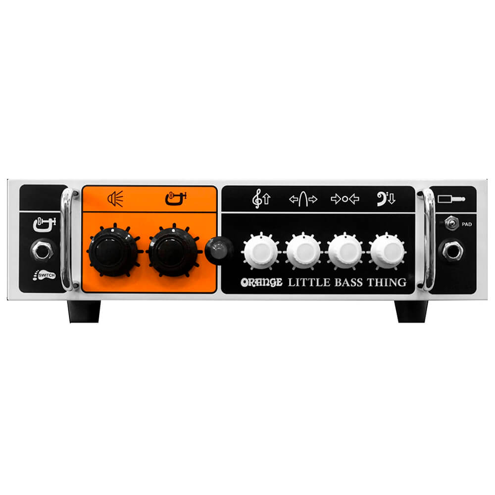 Cabeçote Orange Little Bass Thing 500W para Contrabaixo