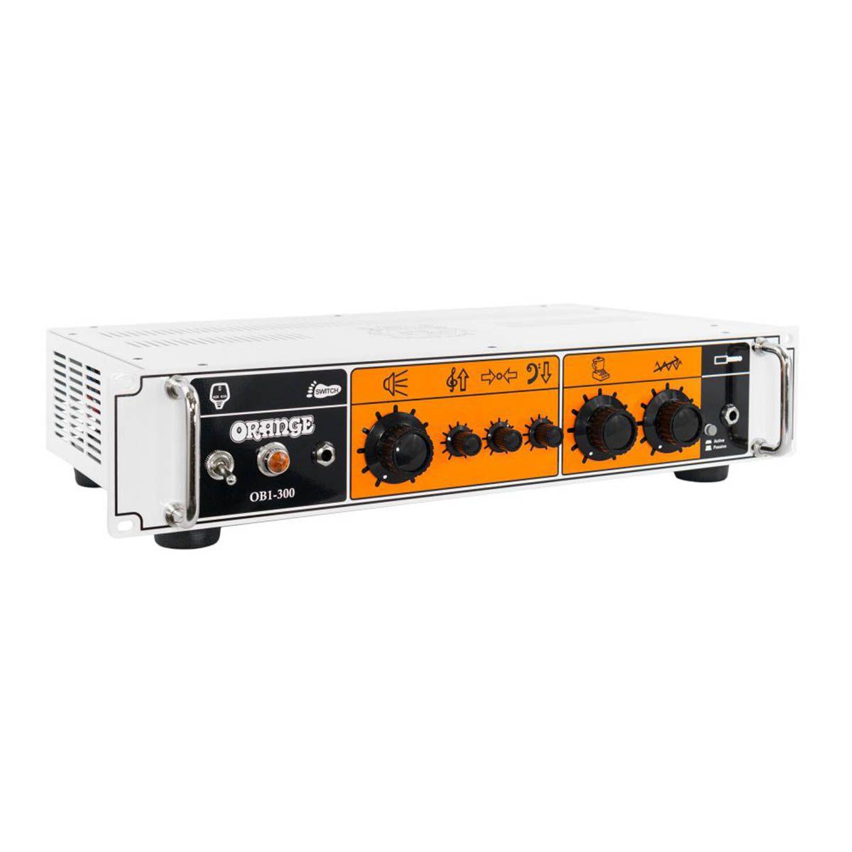 Cabeçote Orange OB1-300H 300W para Contrabaixo