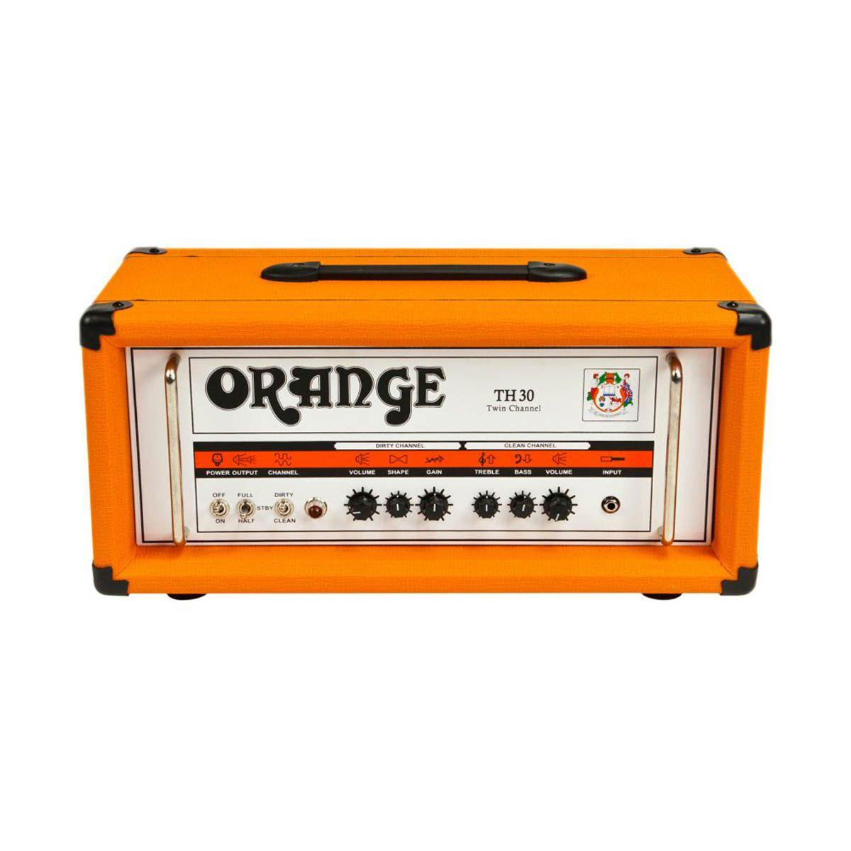 Cabeçote Orange TH30H 30W para Guitarra