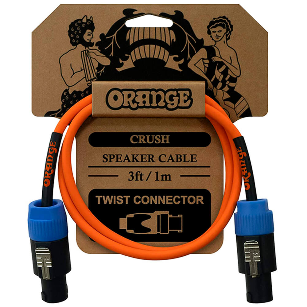 Cabo Orange CA039 Speaker Crush Series Speakon