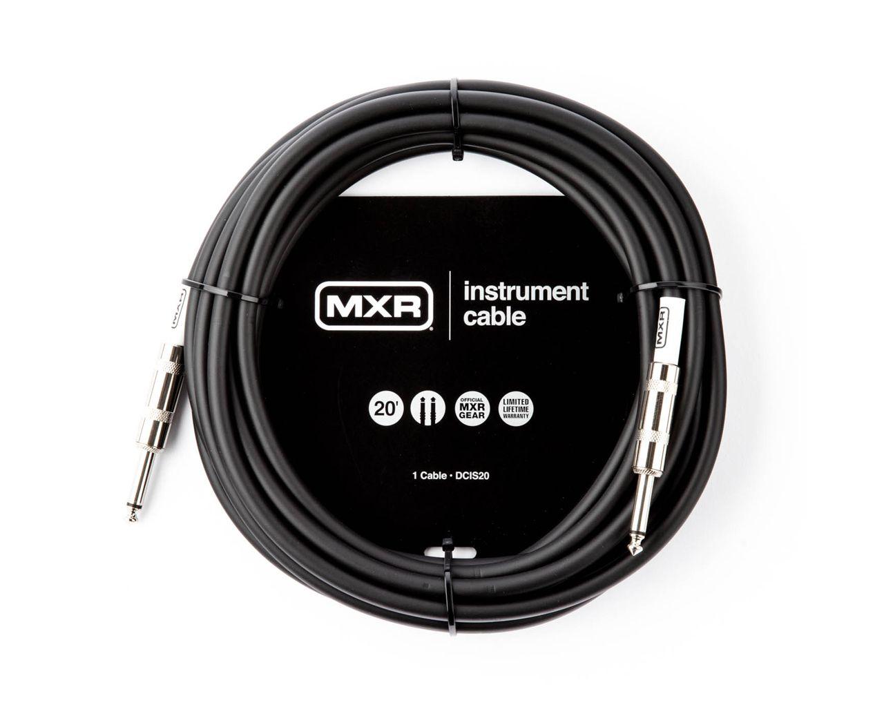 Cabo P/instrumentos 3m Mxr Standard Plug P10 Reto-reto Dcis10 Dunlop
