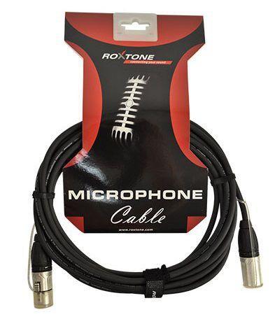 Cabo para Microfone XLR Roxtone Premium DMXX200L5