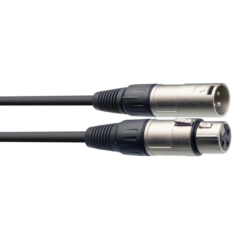 Cabo Stagg SMC1 XLR/XLR 1M para Microfone