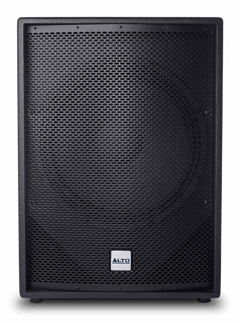 Caixa Acústica Ativa Alto Professional Subwoofer TS SUB18 1x18