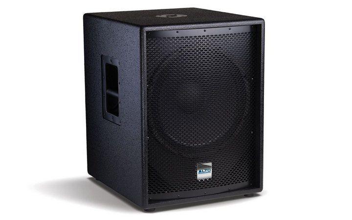 Caixa Acústica Ativa Alto Professional Subwoofer TSSUB12 1x15