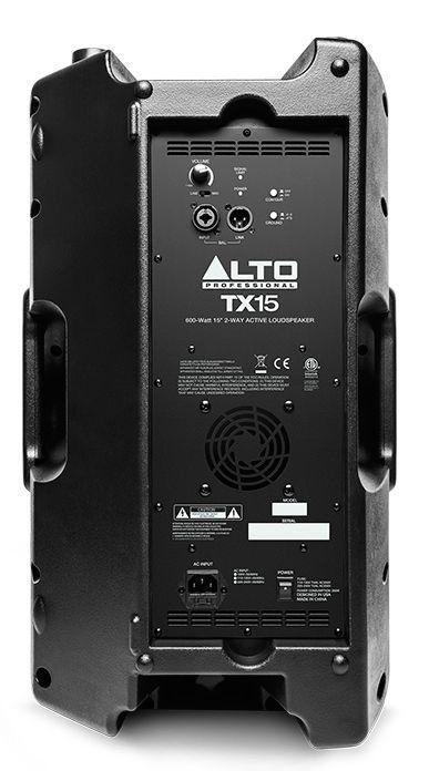 Caixa Acustica Ativa Alto Professional TX15 1x15