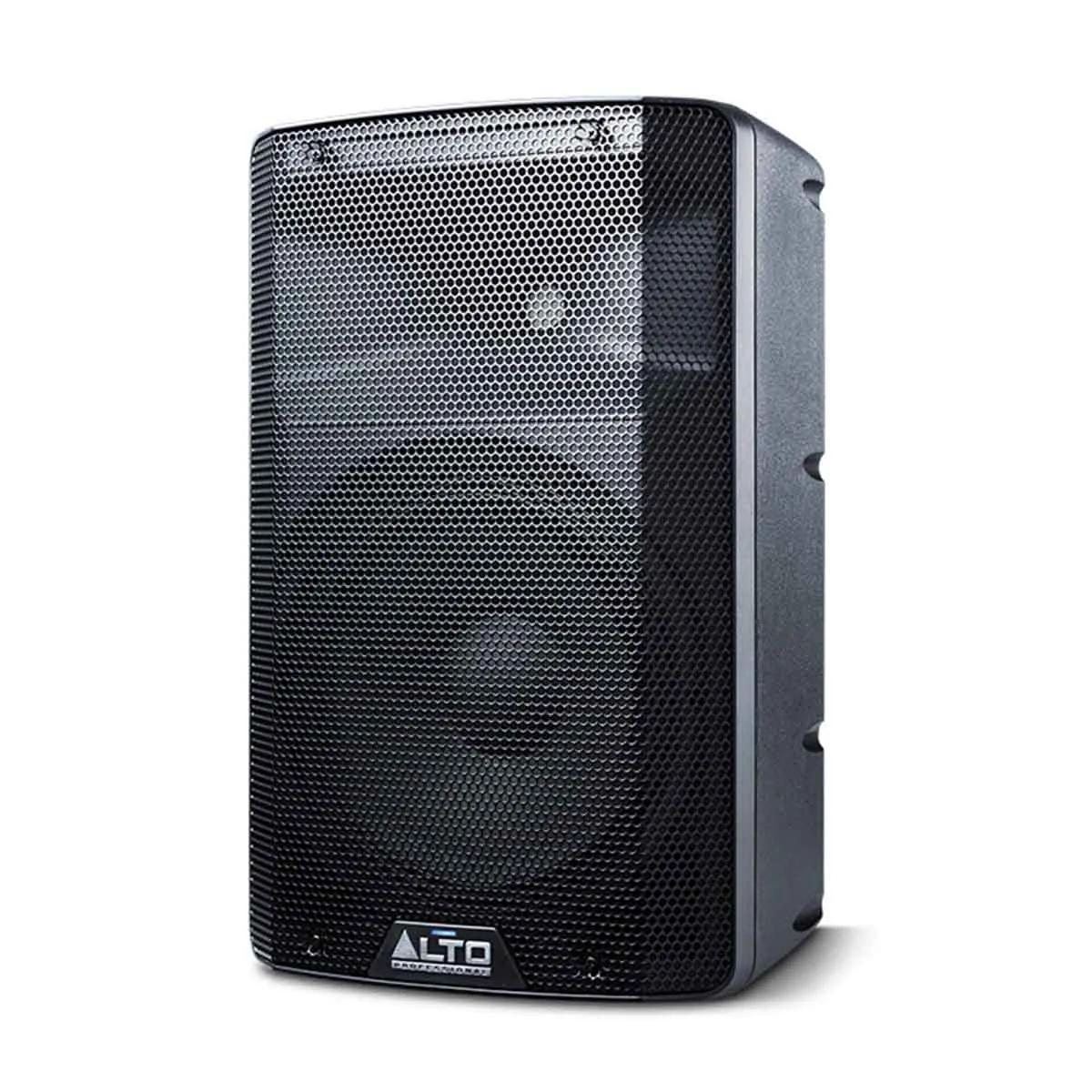 Caixa Acústica Ativa Alto Professional TX210 1x10 300W