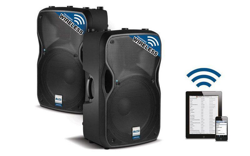 Caixa Acústica Ativa Alto Professional Wirelles TS112W 1x12