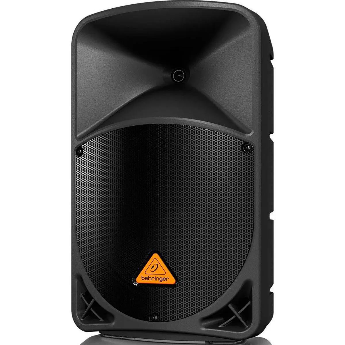 Caixa Acústica Ativa Behringer Eurolive B112 MP3 1000W