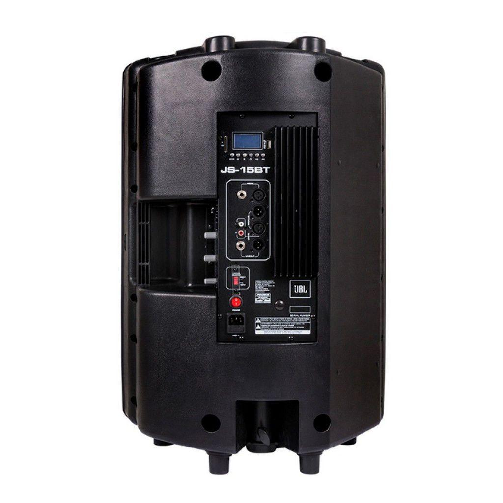 Caixa Acústica Ativa JBL JS15 BT 15