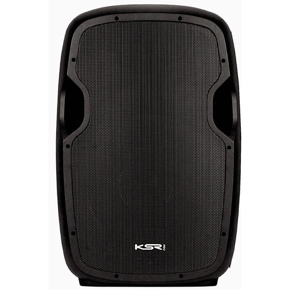 Caixa Acústica Ativa KSR Pro K812 12