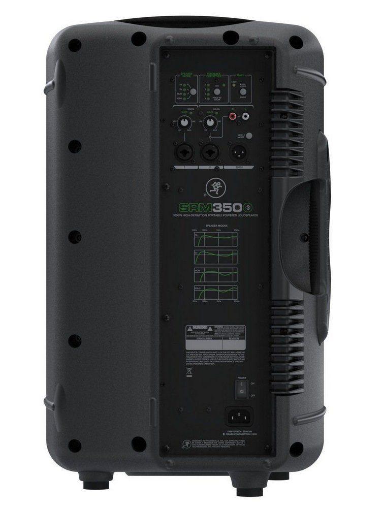Caixa Acústica Ativa Mackie SRM350 V3 1x10