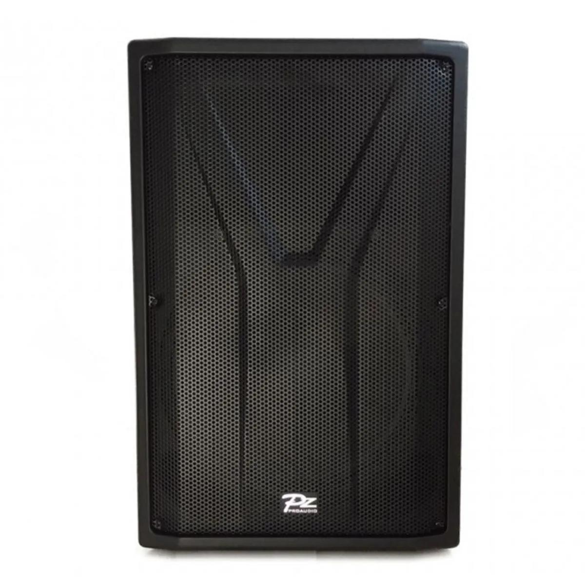 Caixa Acústica Ativa PZ ProAudio Yac10a 1x10 200W