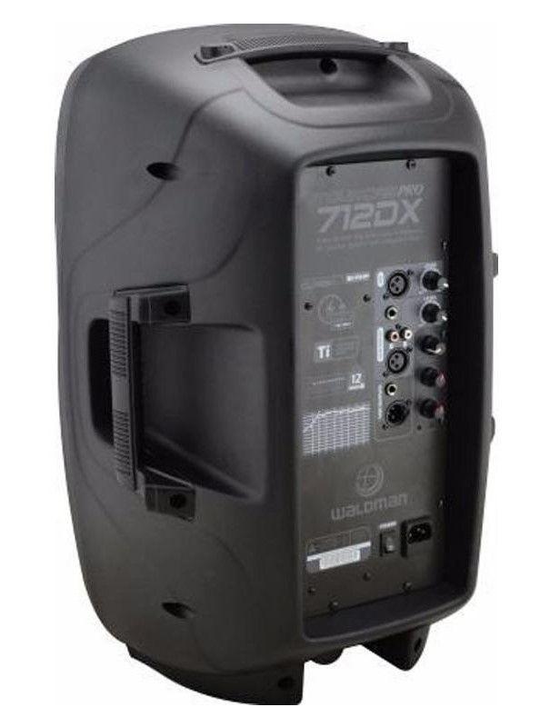 Caixa Acústica Ativa Waldman Tourcab Pro 712DX 700W 1x12''