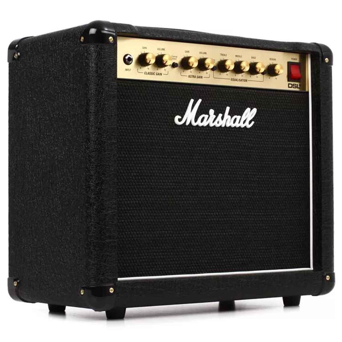 Caixa Amplifica Marshall DSL5CR 5W 1x10 para Guitarra