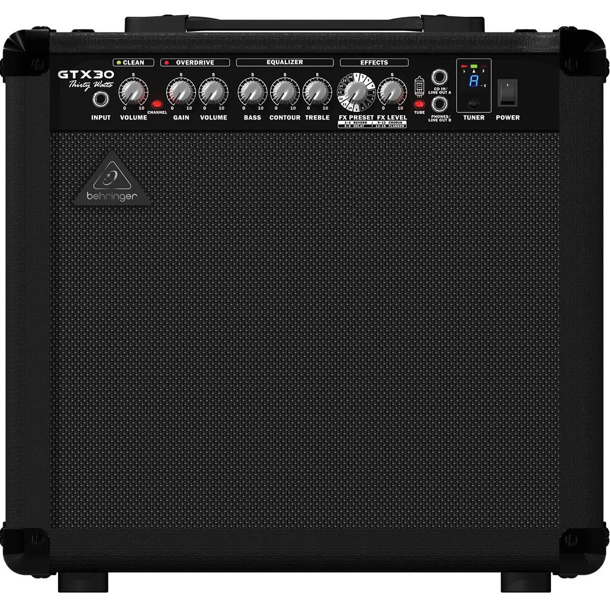 Caixa Amplificada Behringer GTX30 30W 1x12