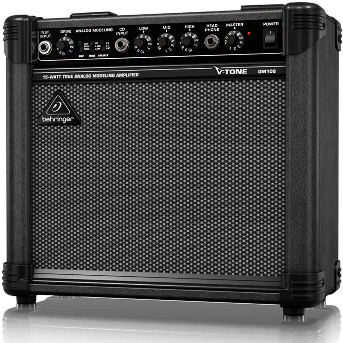 Caixa Amplificada Behringer V-Tone GM108 15W 1x8