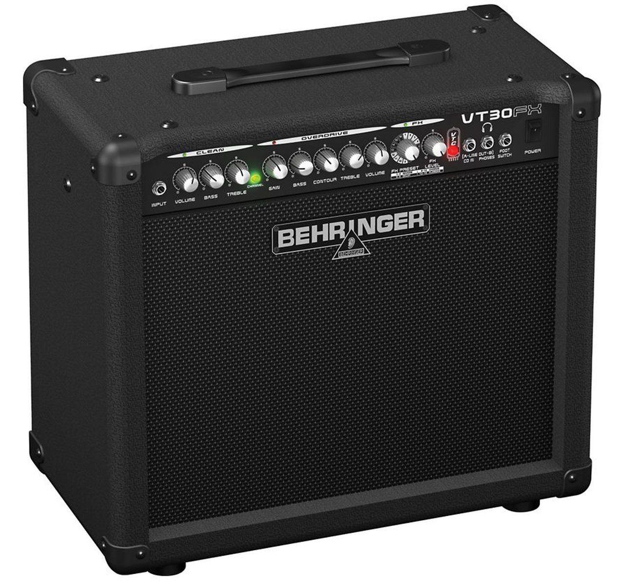Caixa Amplificada Behringer Virtube VT30FX 110W 1x10