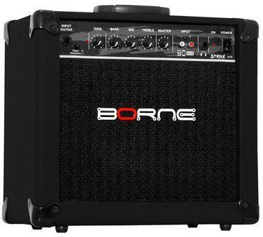 Caixa Amplificada Borne Strike G70 1x6,5