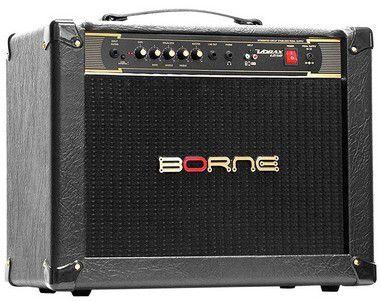 Caixa Amplificada Borne Vorax 1250 1x12'' 50W RMS