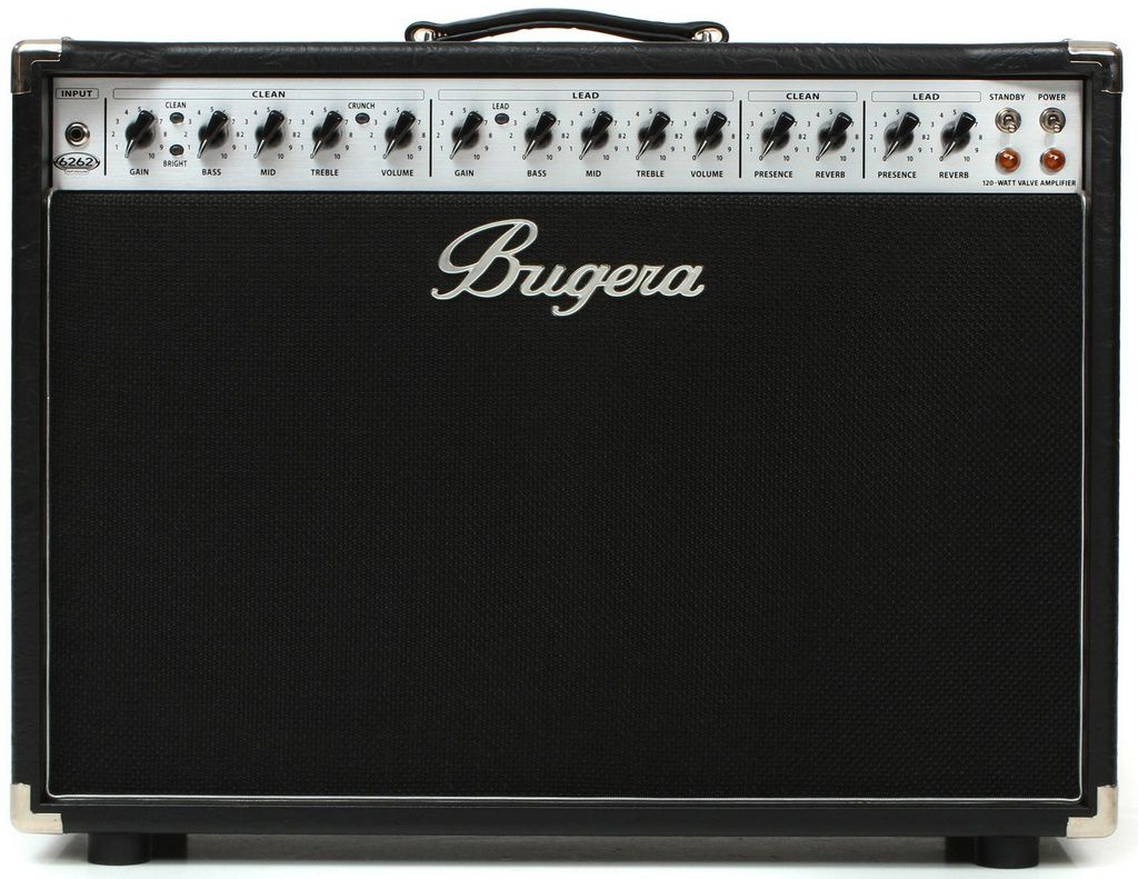 Caixa Amplificada Bugera 6262-212 Infinium 2x12