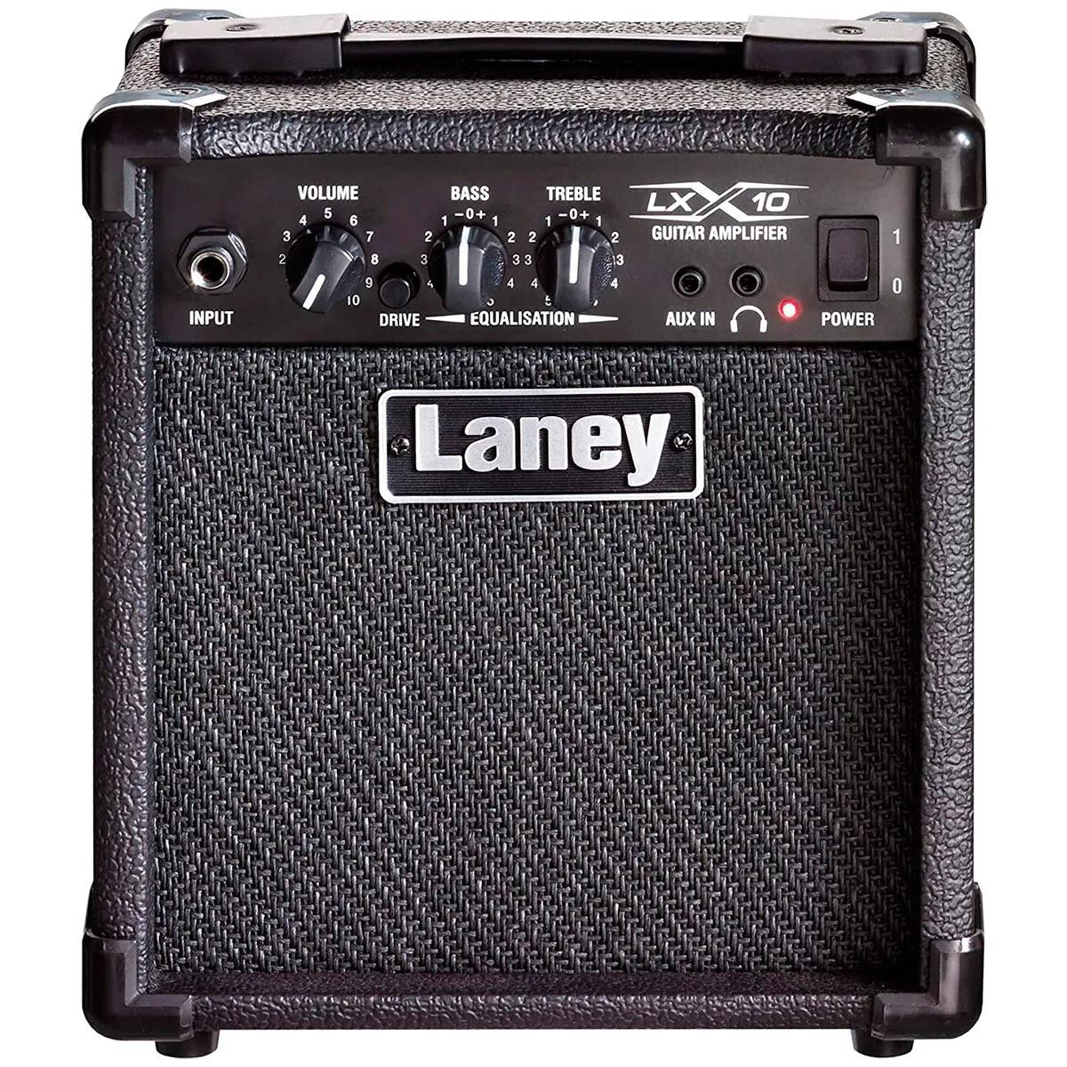 Caixa Amplificada Laney LX10 110v para Guitarra