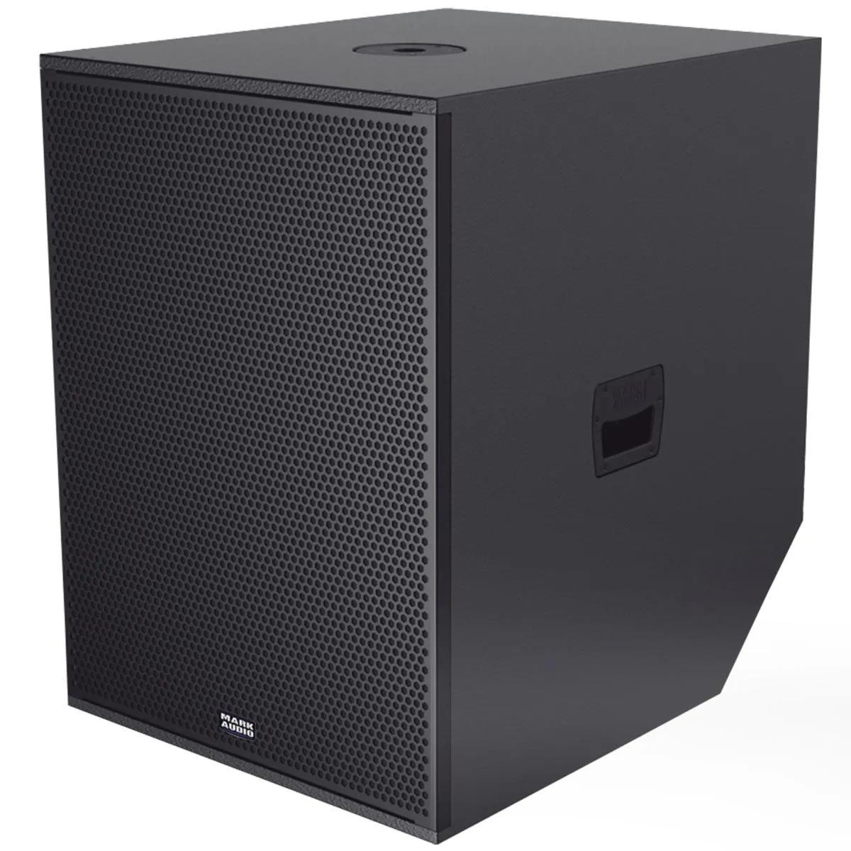 Caixa Amplificada Mark Audio MKS1810 1x18'' 1000W