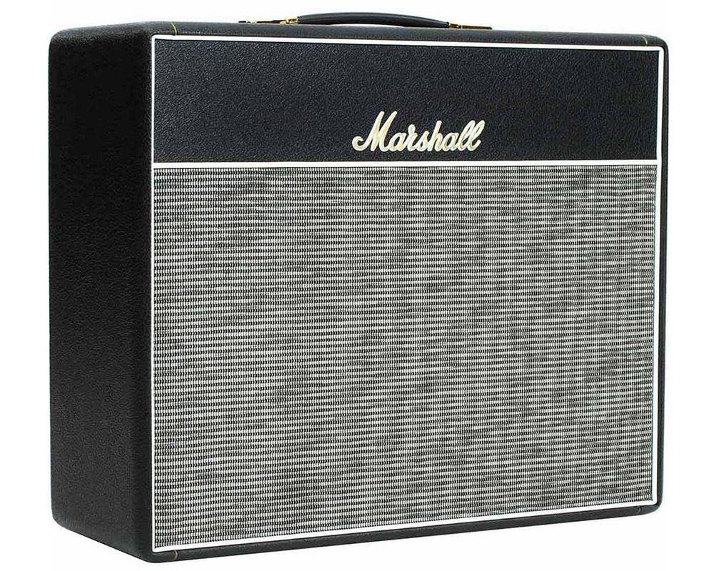 Caixa Amplificada Marshall 1974X Handwired 18W 1x12 para Guitarra
