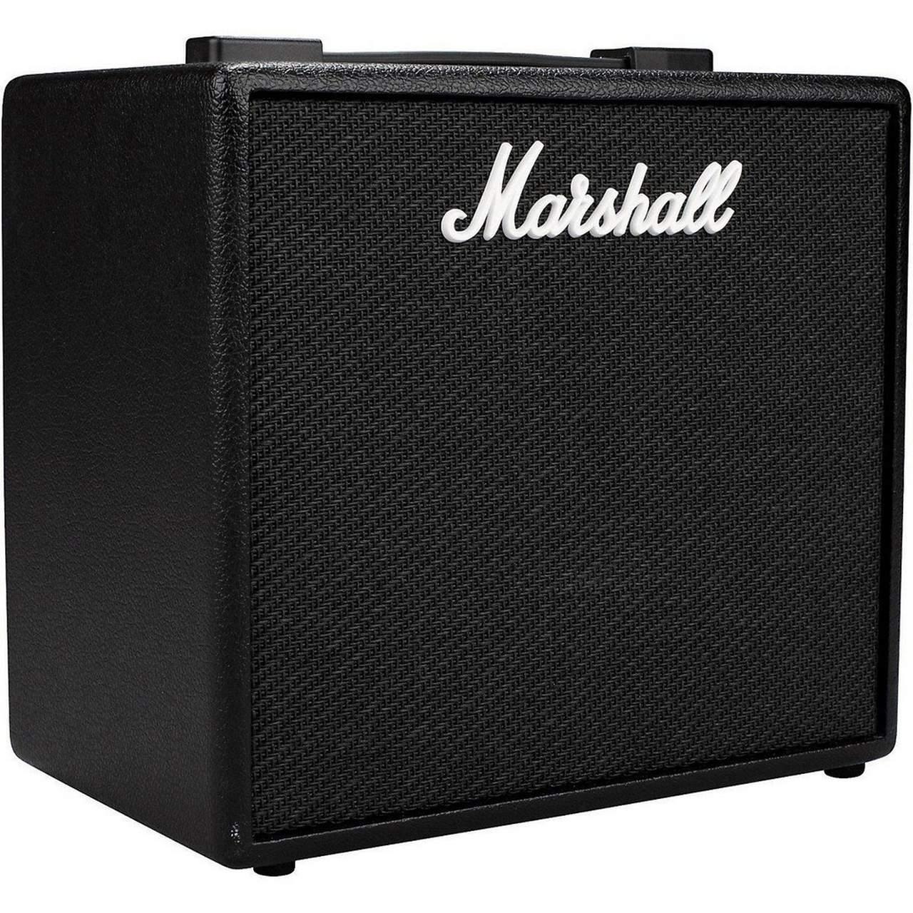 Caixa Amplificada Marshall CODE 25 25W 1x10 para Guitarra