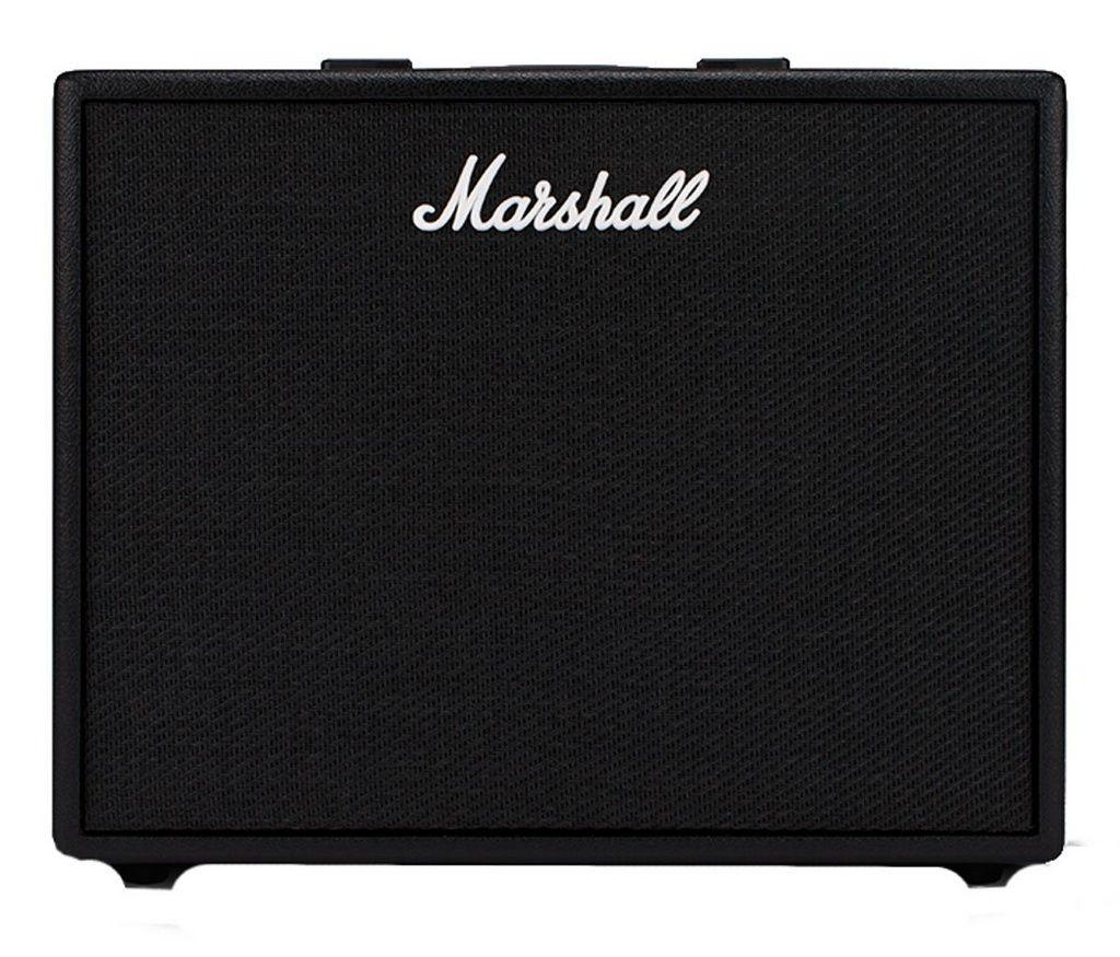 Caixa Amplificada Marshall CODE 50 50W 1x12 para Guitarra