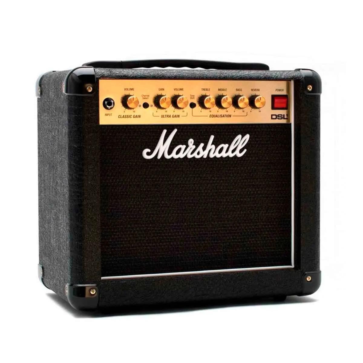 Caixa Amplificada Marshall DSL1CR 1W para Guitarra
