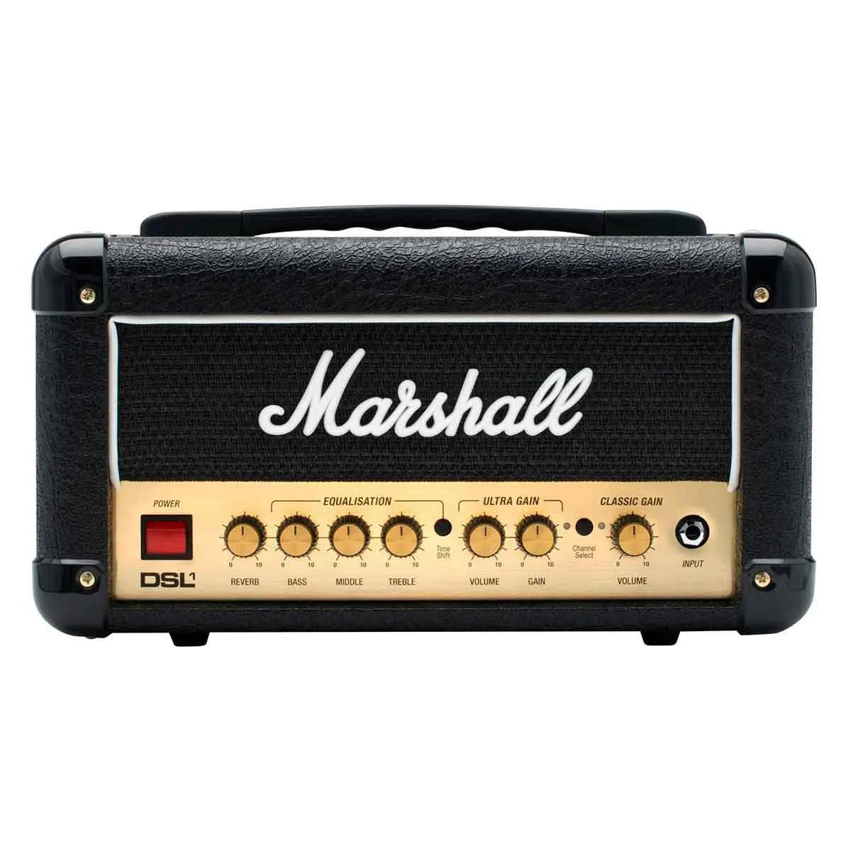 Caixa Amplificada Marshall DSL1HR 1W para Guitarra