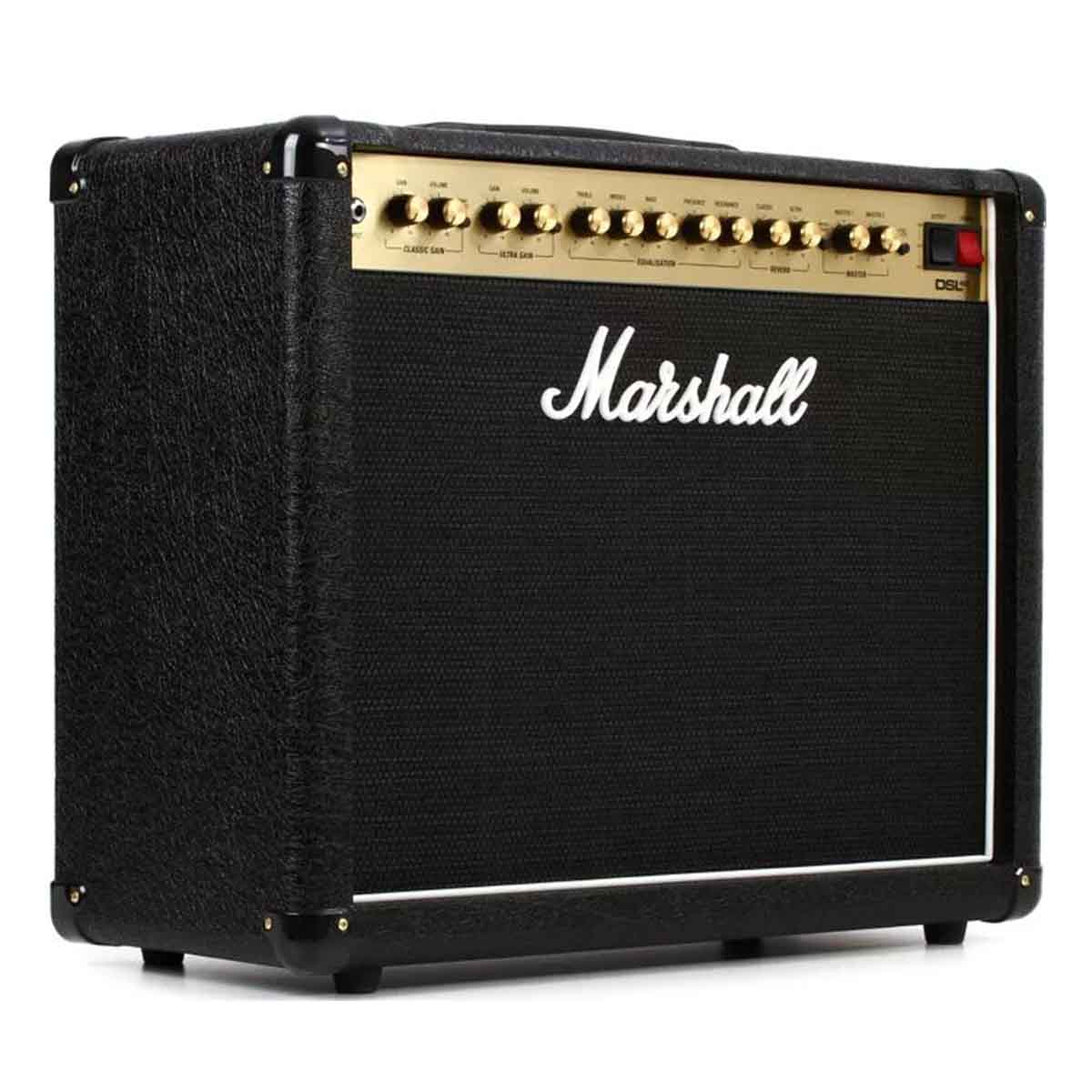Caixa Amplificada Marshall DSL40CR 40W 1x12 110V para Guitarra