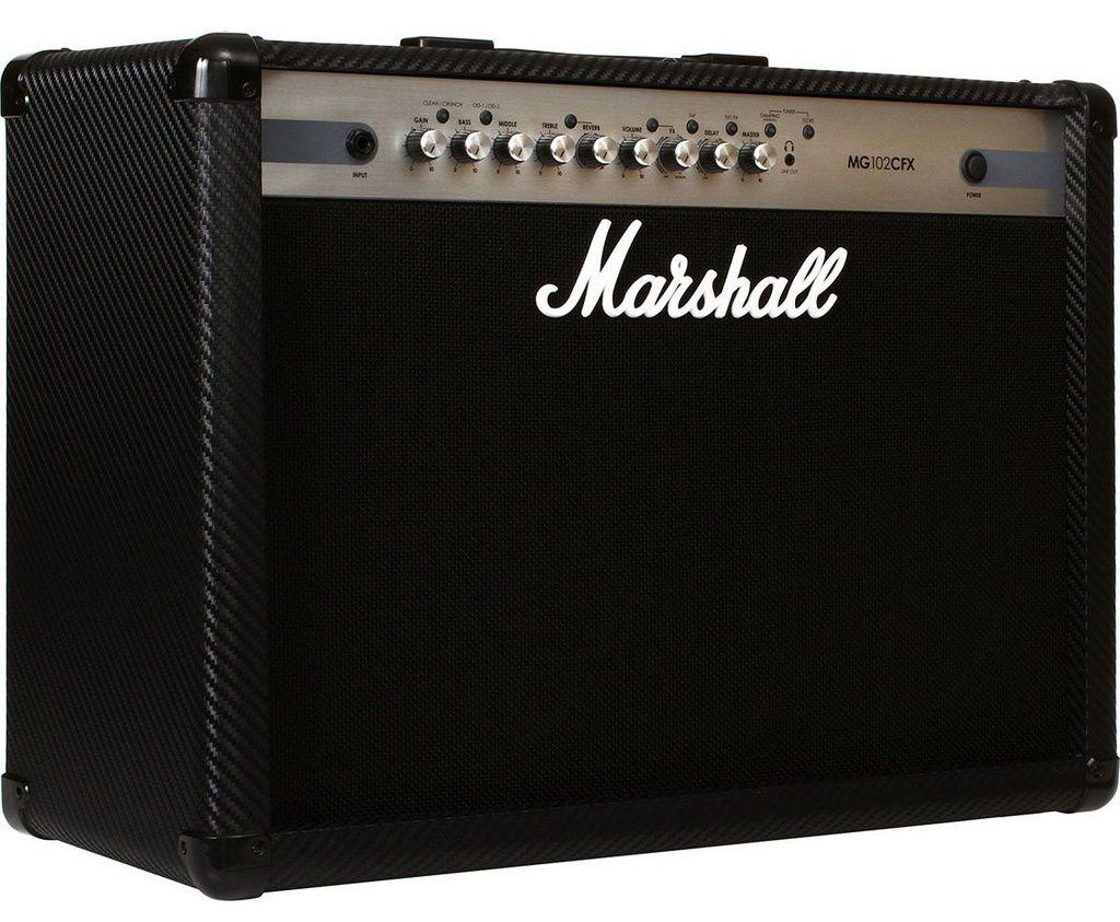 Caixa Amplificada Marshall MG102CFX 100W 2x12 MG Series para Guitarra