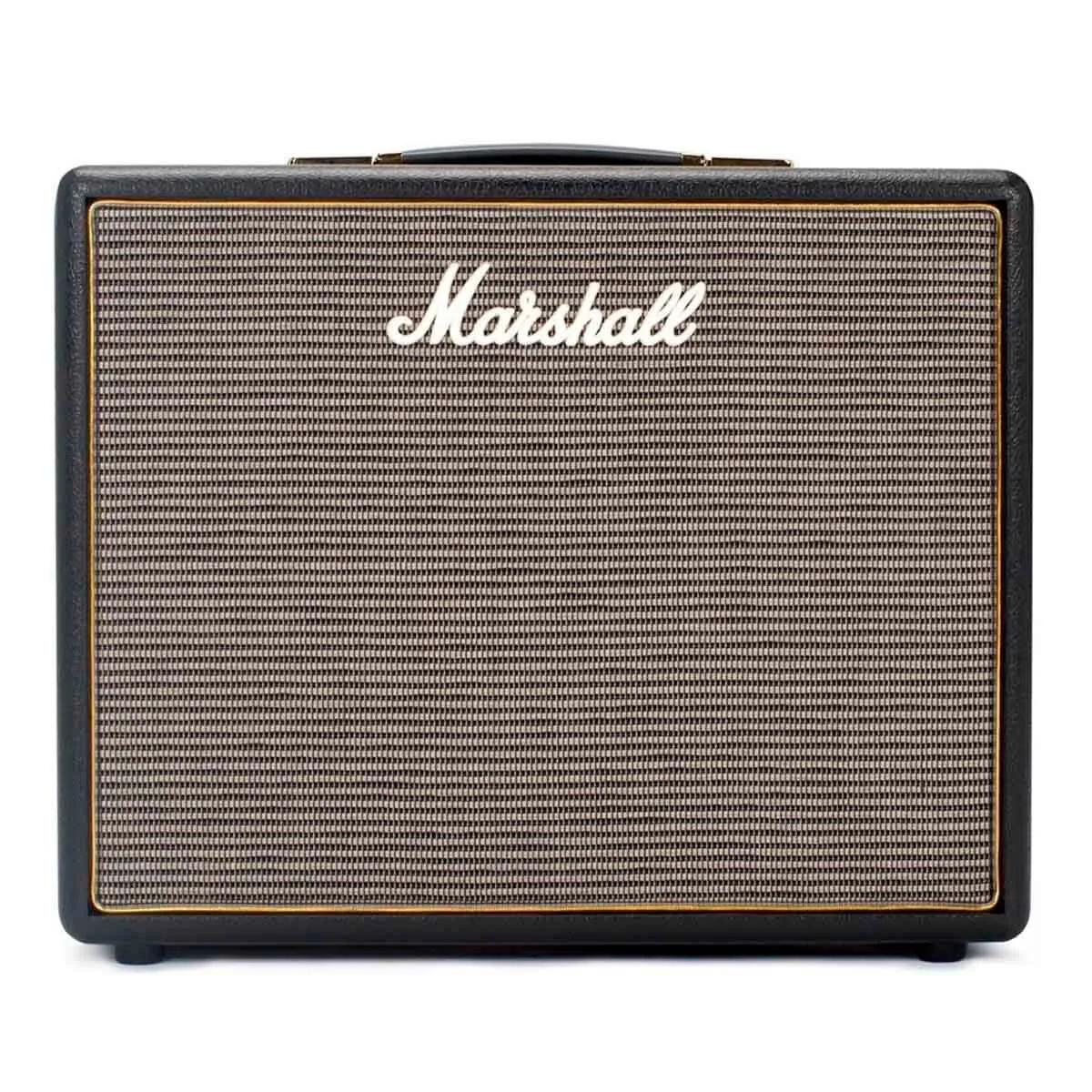 Caixa Amplificada Marshall Origin5 5W 1x8 Para Guitarra
