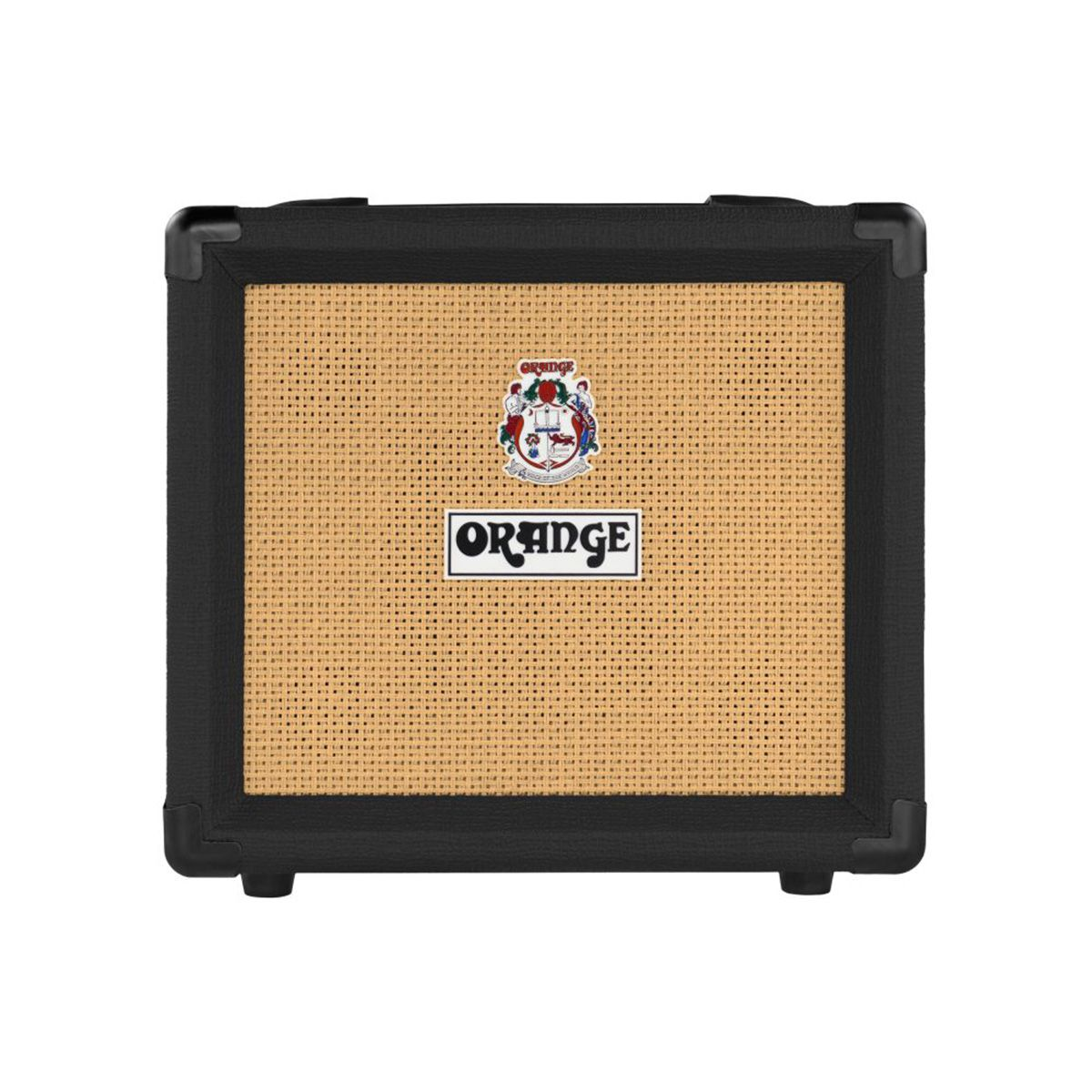 Caixa Amplificada Orange Crush 12W 1x6 Black para Guitarra