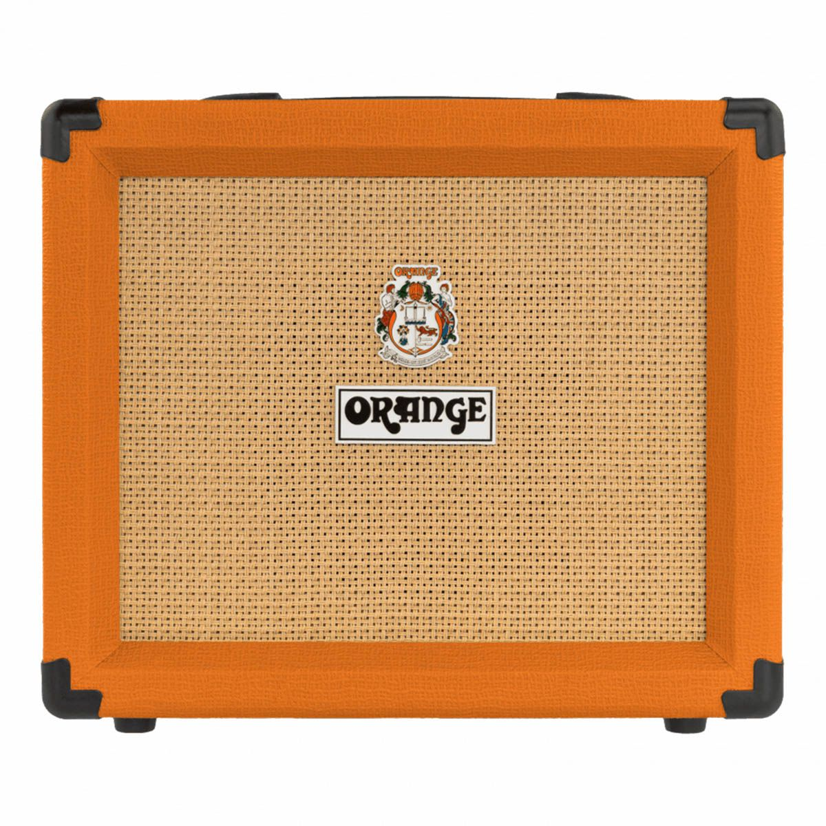 Caixa Amplificada Orange Crush 20W 1x8 para Guitarra